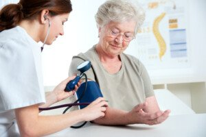 Systolic Blood Pressure (Top Number) in Elderly: 150 vs. 140