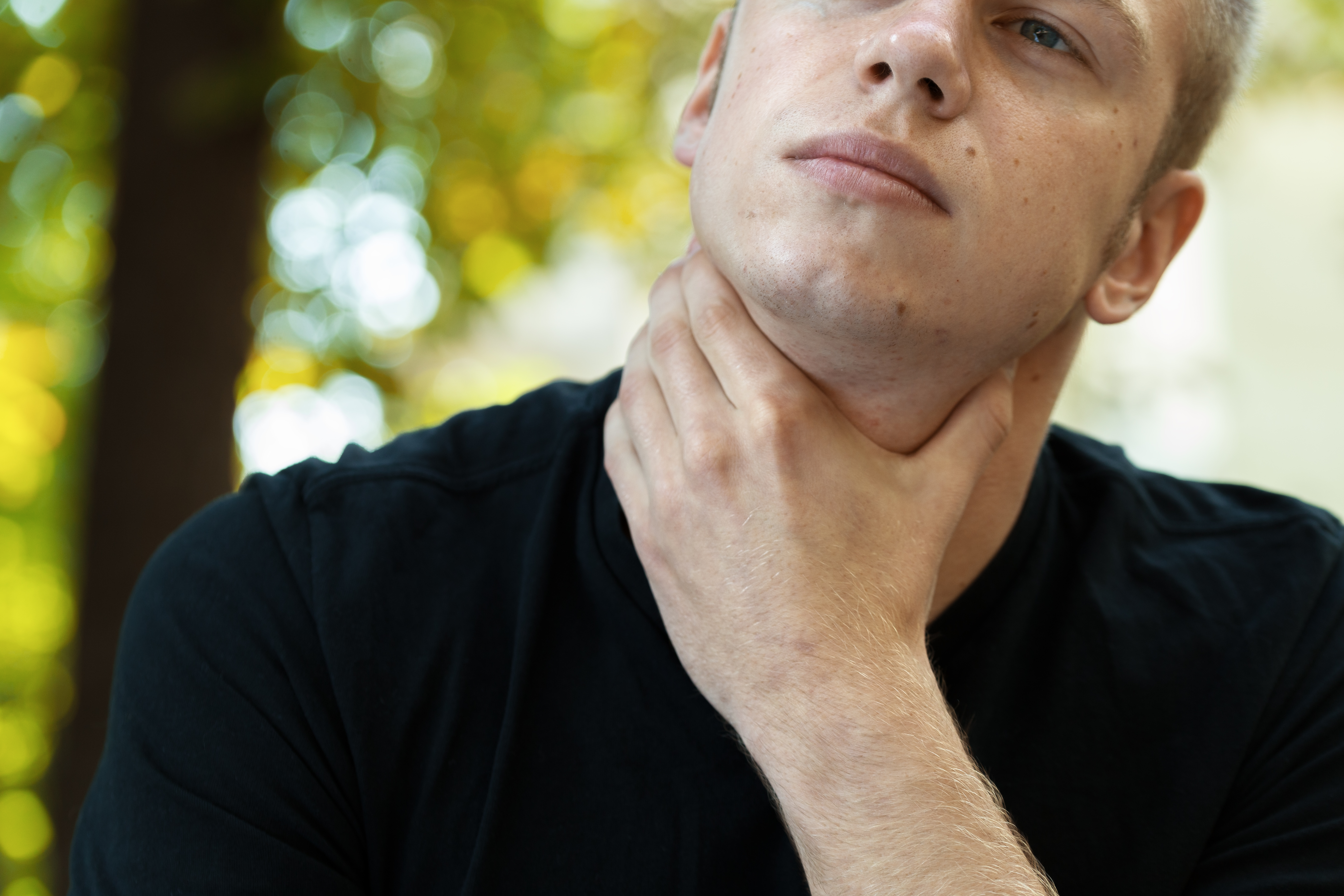 WHY Does Acid Reflux (LPR) Cause Throat Lump Feeling?