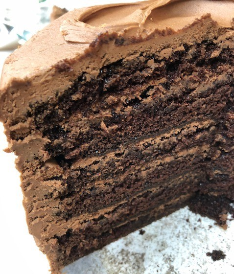 Is It Okay to Eat Chocolate Cake for Breakfast?