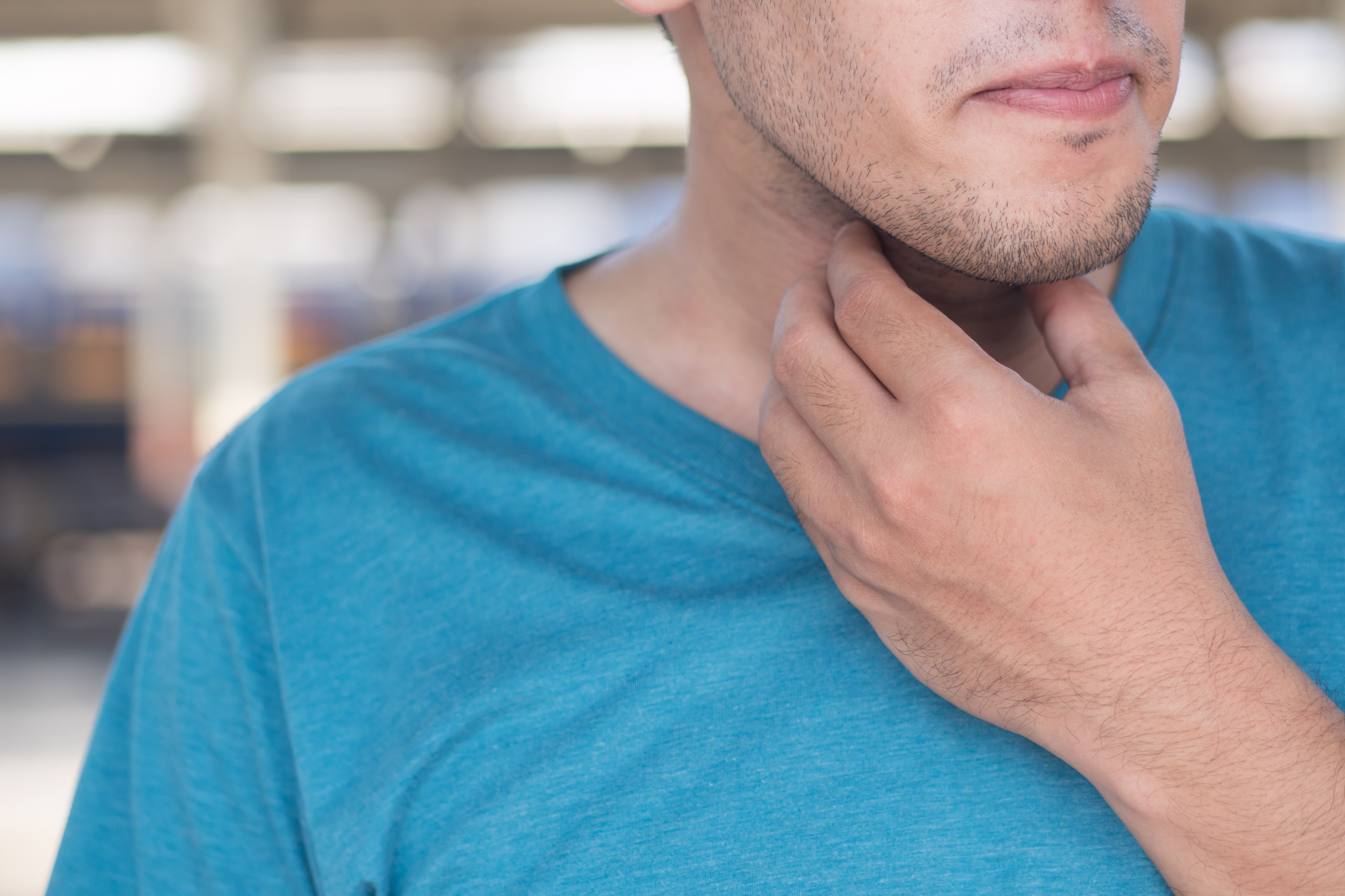 Neck, Throat Soreness: May Be Caused by Exercise