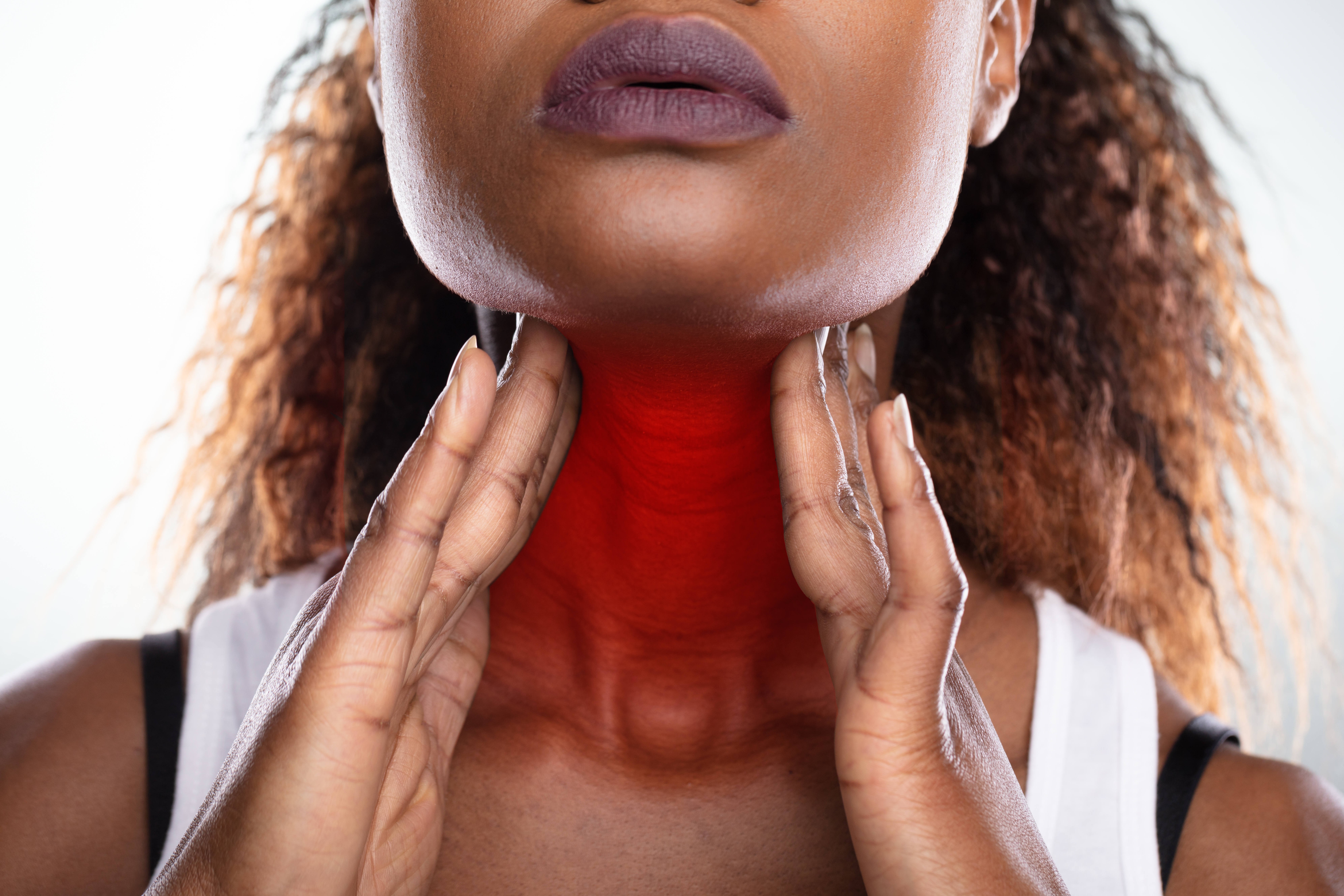 Coughing, Lump or Pain in the Throat: It's LPR