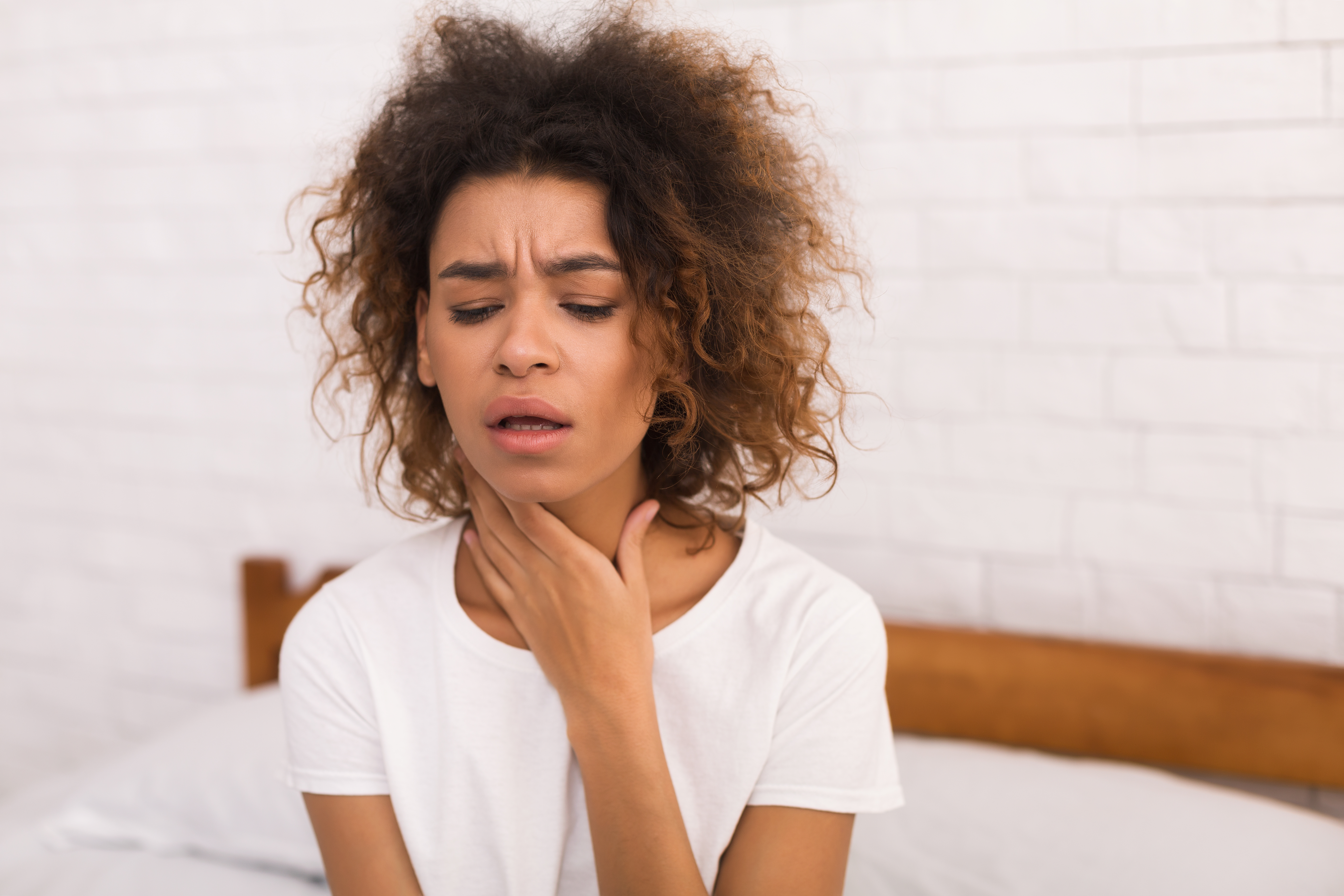 Mucus in Throat Won't Go Away: Causes, Solutions