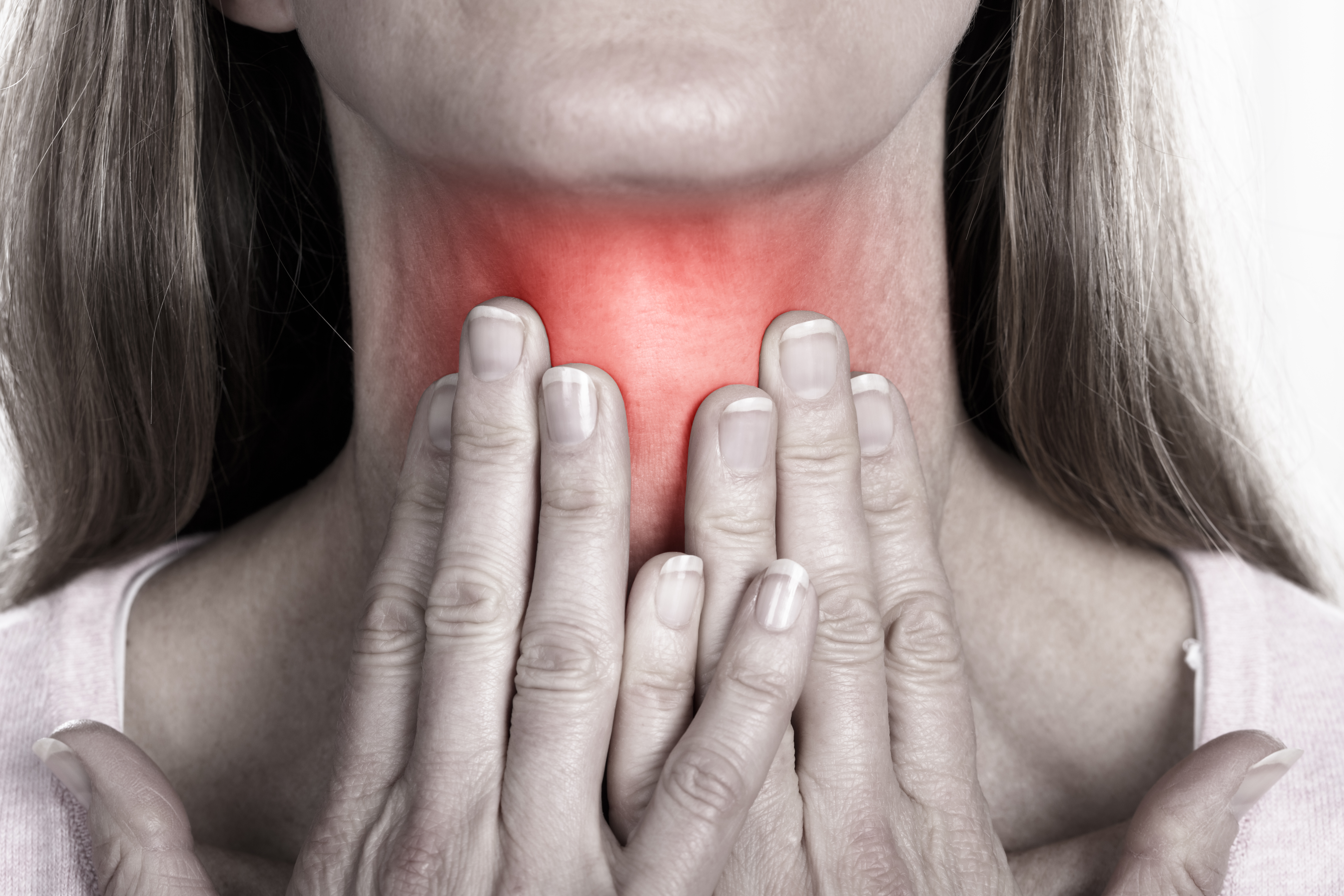 Food Feels Like Sharp Glass Pieces Going Down Esophagus: Why?