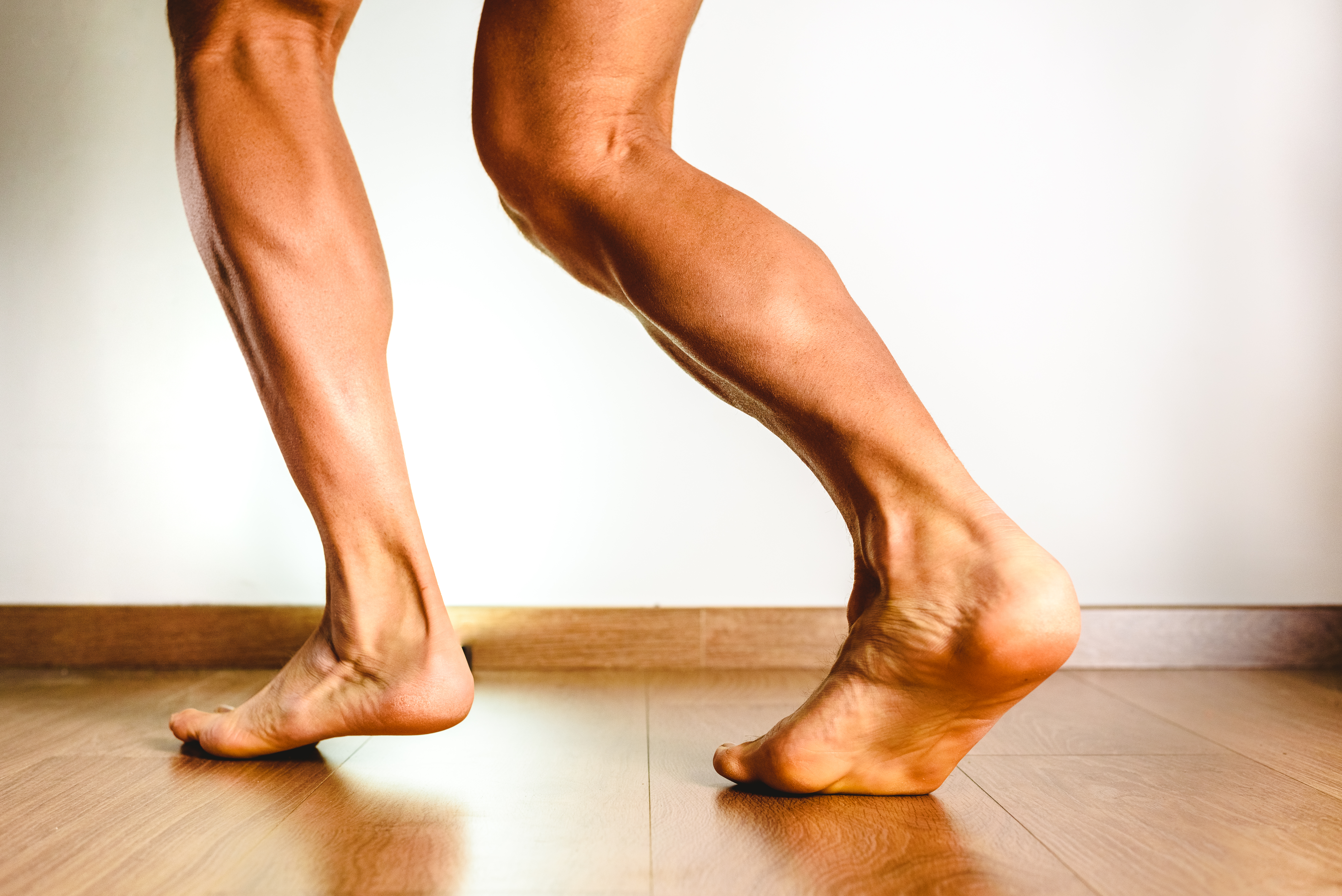 Benign Calf Dent or Muscle Atrophy: Your Last Article!