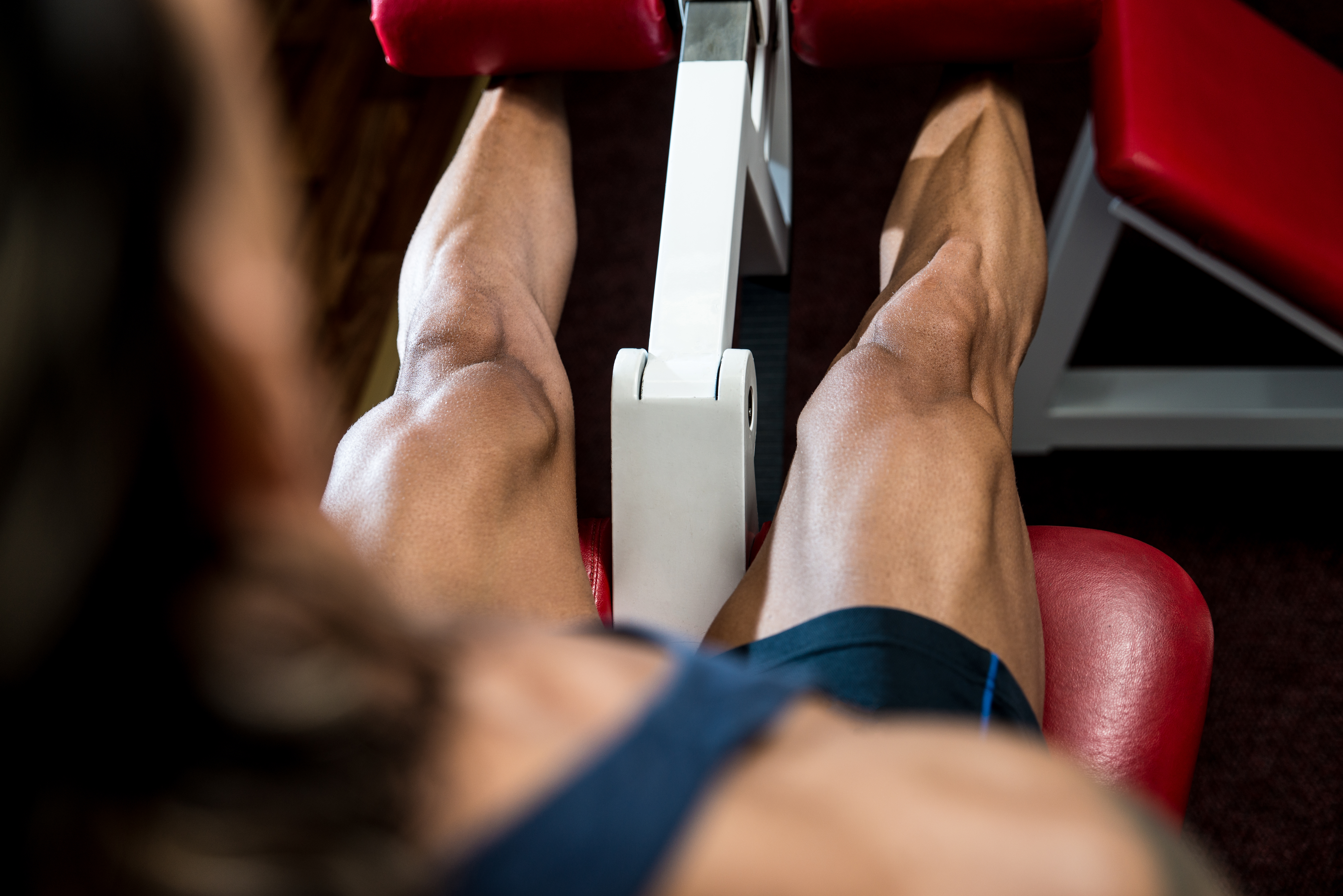 Quadriceps Tendonitis from Leg Extensions: Treatment