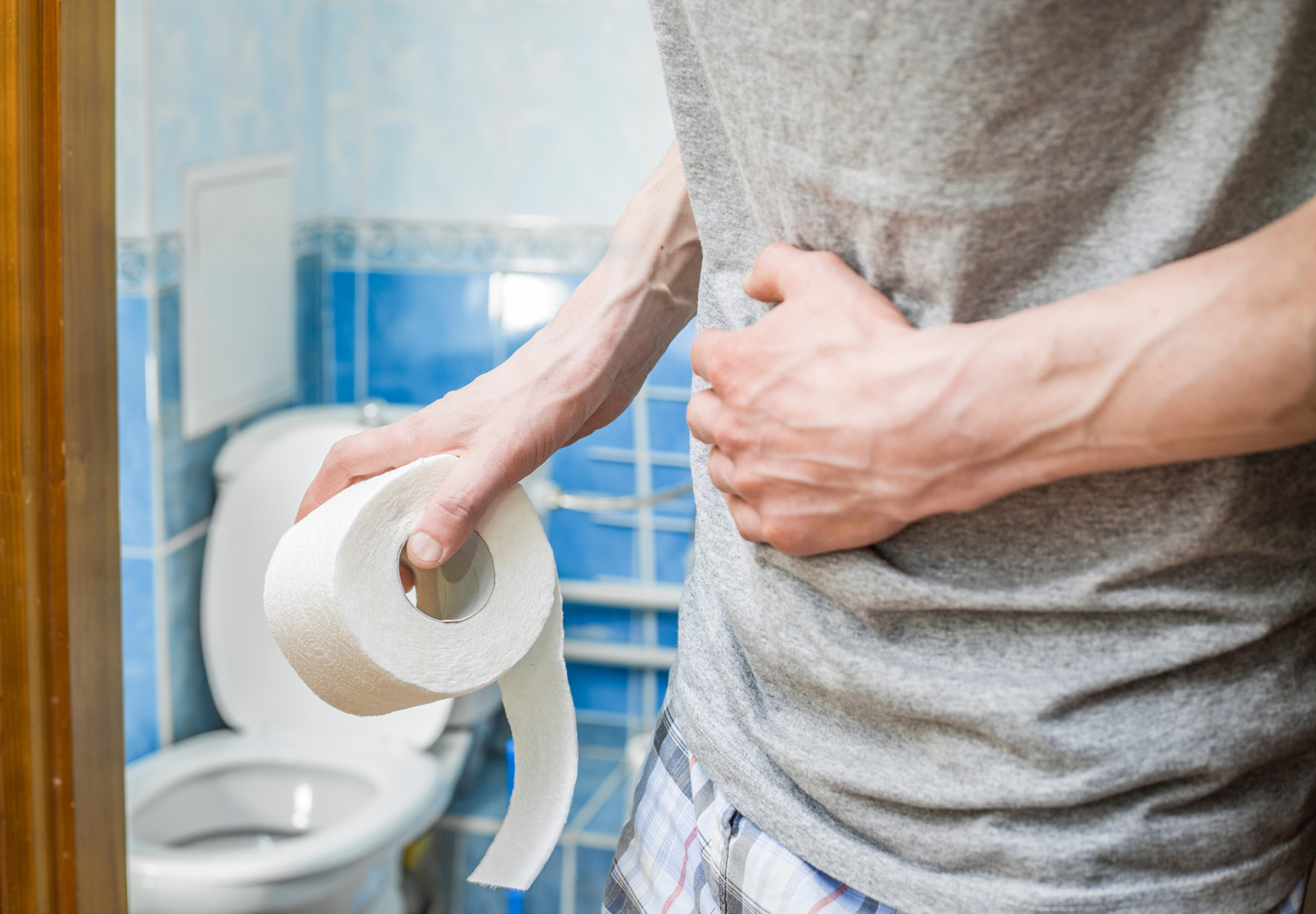 IBS Relief from Bloating, Stomach Pain with Antibiotic Drug