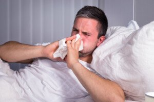 Morning Nose Gunk May Be Caused by Dry Climate