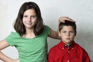 Younger Daughter Bigger than Older Son: Solutions » Scary