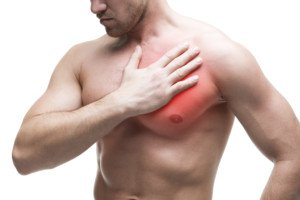 muscle anguish symptoms participate in chest