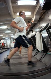 HIIT on Treadmill for Ultimate Burning of Belly and Body Fat