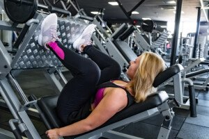 Leg Exercise Burns Tons of Fat: Leg Press Machine How-To