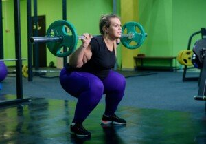 Should Obese People Do Barbell Squats?