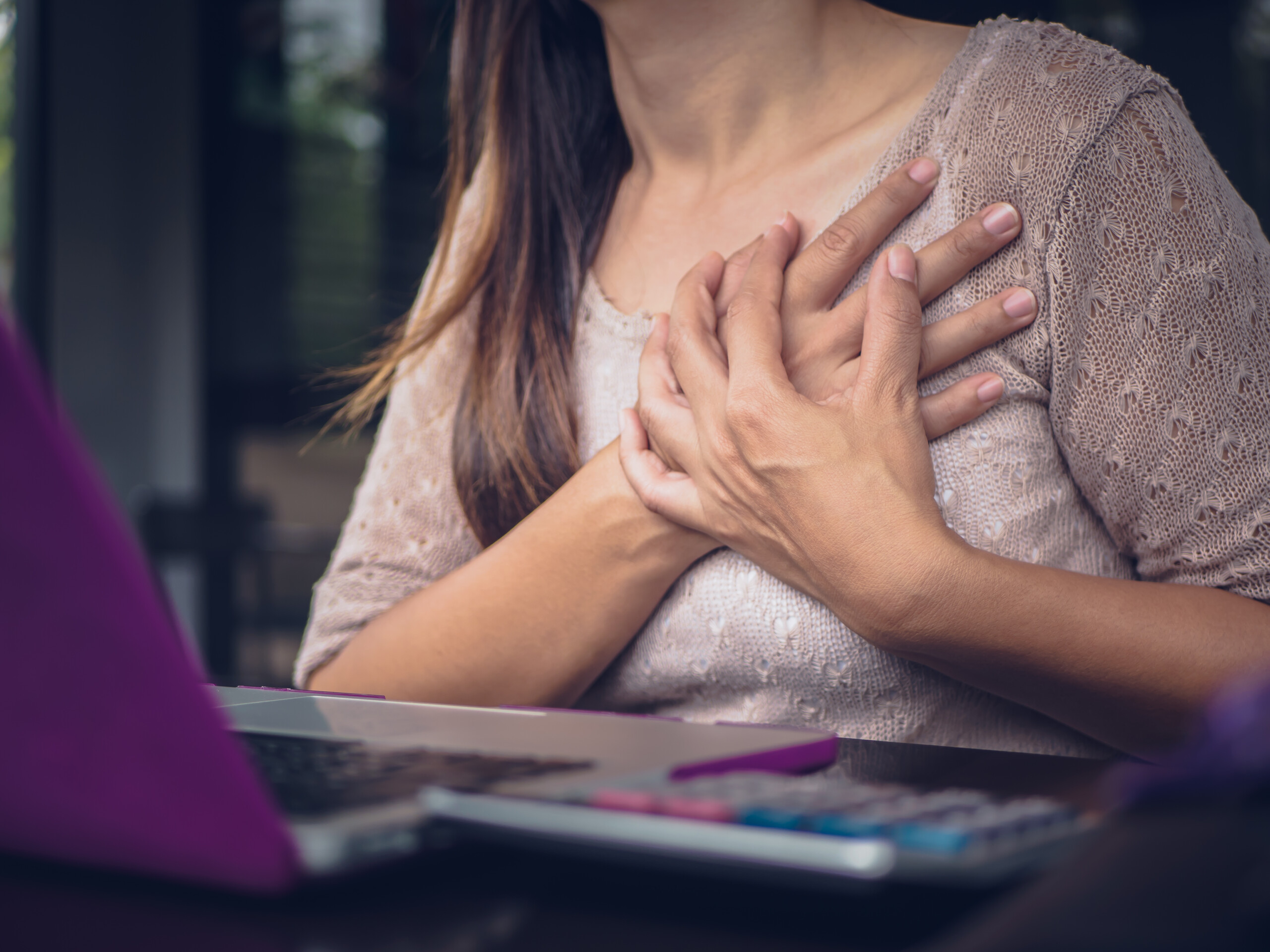 Angina in a 21-Year-Old: Could Be a Heart Problem?