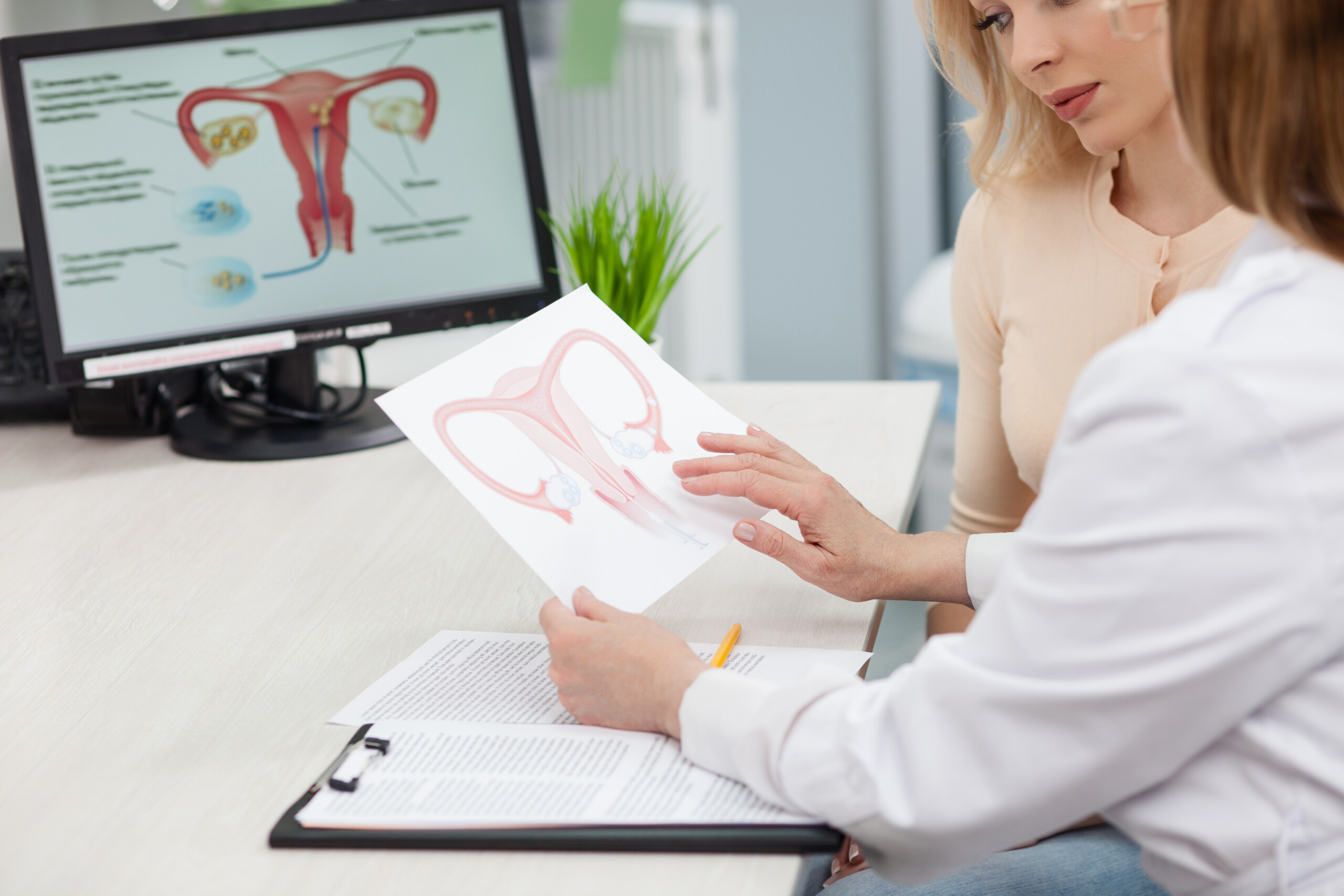 How Does Ovarian Cancer Cause Vaginal Bleeding?