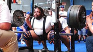 Why Can Fat People Lift Heavier Weights than Skinny People?