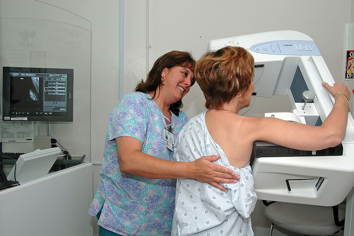 What Is a Subtle Benign Appearing Density on a Mammogram?