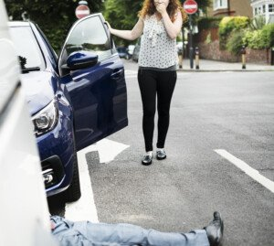 Pedestrians More at Fault than Drivers in Vehicular Crashes