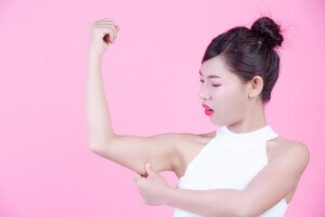 How to Beat the Depression over Your Flabby Arms