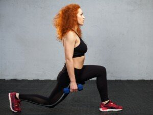 How to Make Lunges Count As Cardio