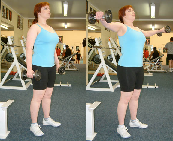 Lateral Raises (Dumbbell Side Lifts) Injury Prevention
