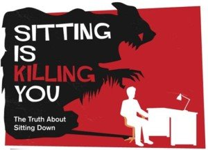 Prolonged Sitting Can Negatively Affect Your Mind