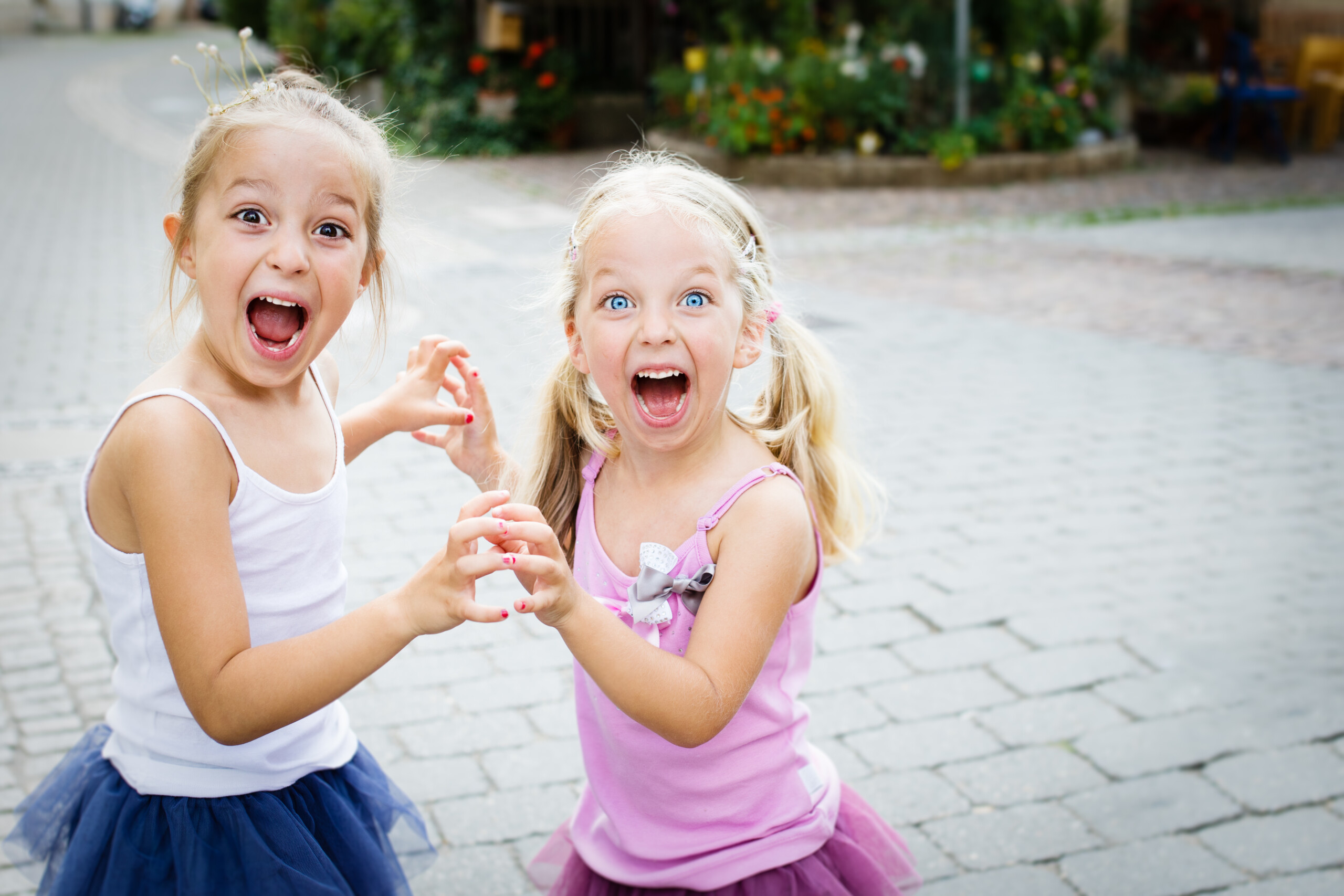 At What Age Should Kids Stop Screaming While Playing?