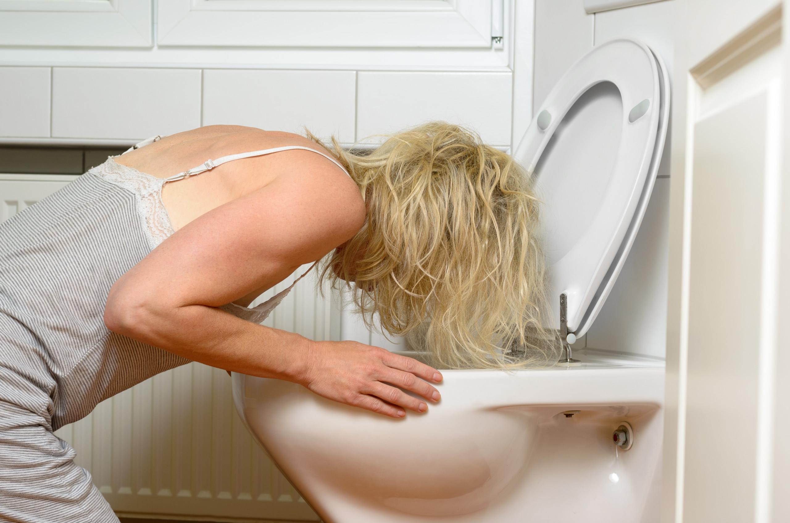 Can a Hiatal Hernia Cause Vomiting Blood?