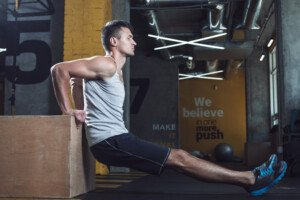 How to Make Bench (Seated) Dips More Intense for Killer Triceps