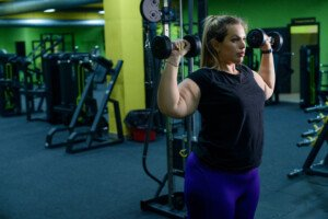 Why Obese Women Should Do Free Weight Workouts
