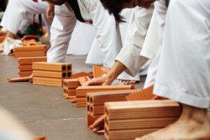 Karate Board Breaking Tricks for Beginners