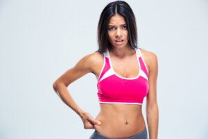 THIN BUT BIG BELLY? 4 Exercises to Flatten Your Stomach