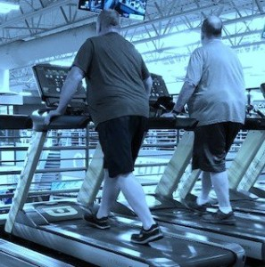 Does the Treadmill Calorie Display Change if You Hold On?