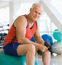 Should Older People Lean Over Stair Stepper Machine?