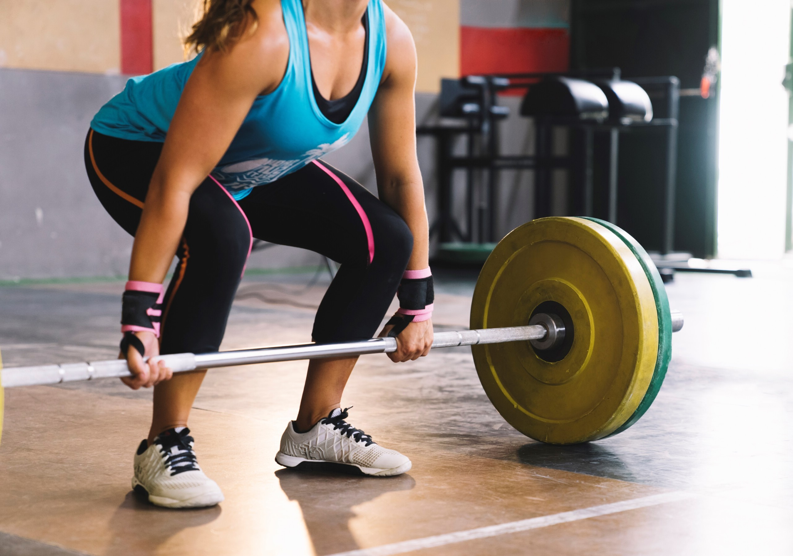 Why Don't We See Plus-Size Women Doing Deadlifts?