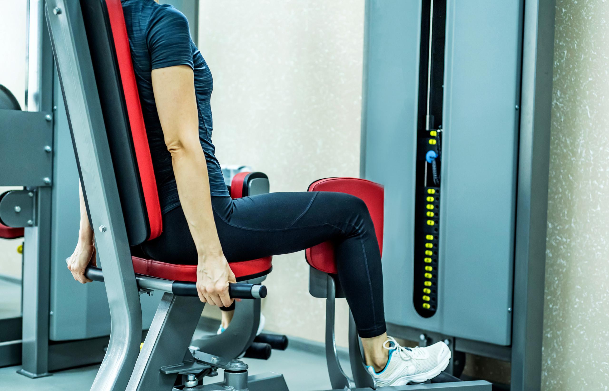 Why Do Women Love the Inner Thigh Machine?