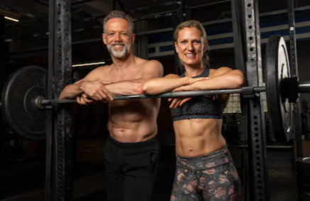 How Men & Women over 45 Can Get a Six-Pack