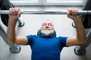 Should Elderly People Bench Press?
