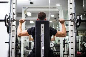Killer Shoulder Workout with the Smith Machine