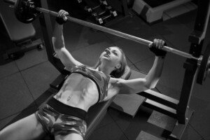 Why Don't More Women Bench Press? Bench Workout for Women