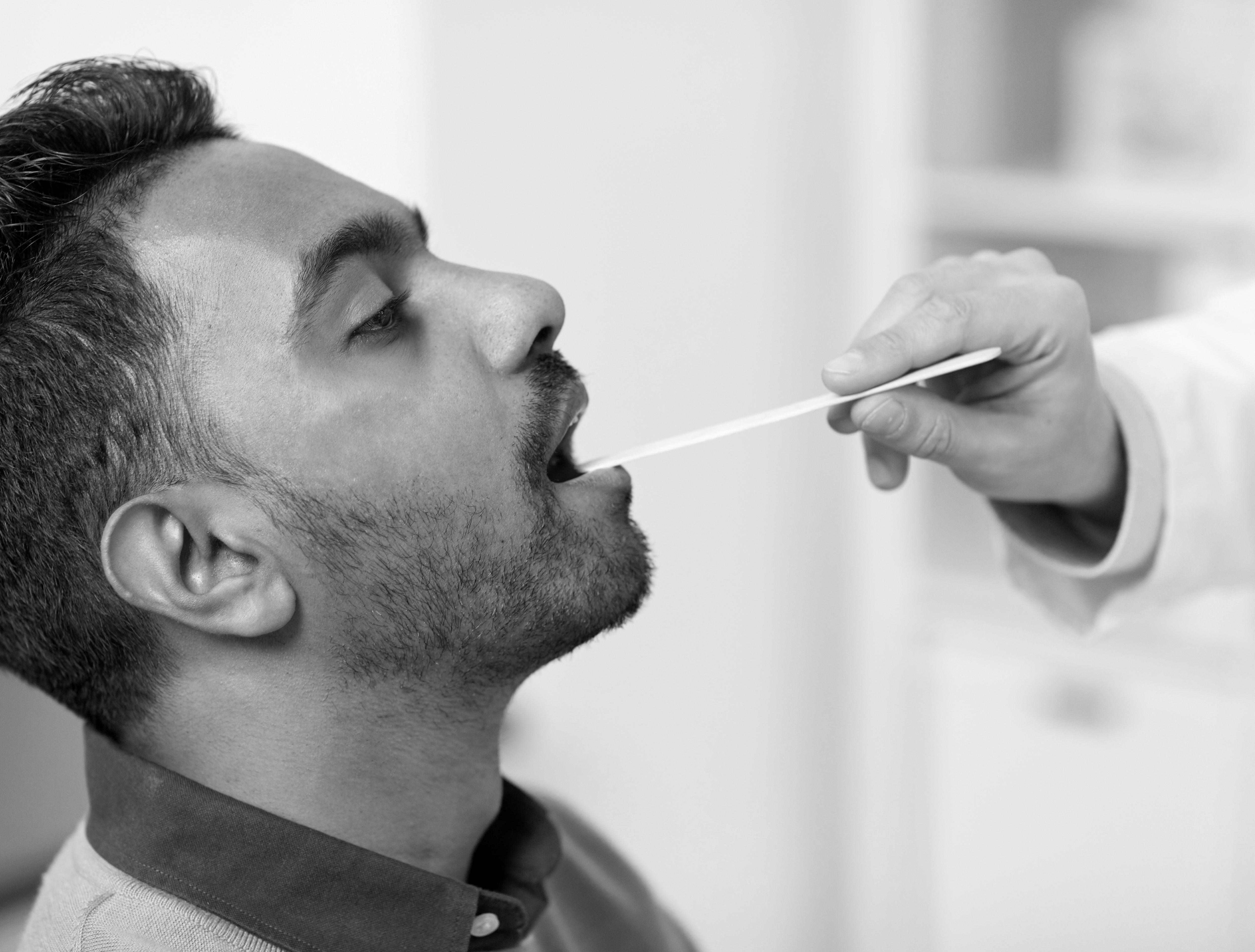 Do Black Tonsils Mean Cancer?