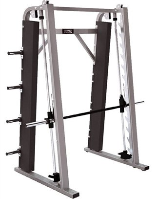Smith Machine Bar in an Incline for Pull-ups: What This Means
