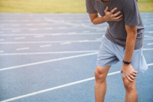 Chest Pain Only After Exercising, Not During?