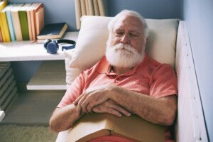 Is Excessive Napping in the Elderly Healthy and Necessary ?