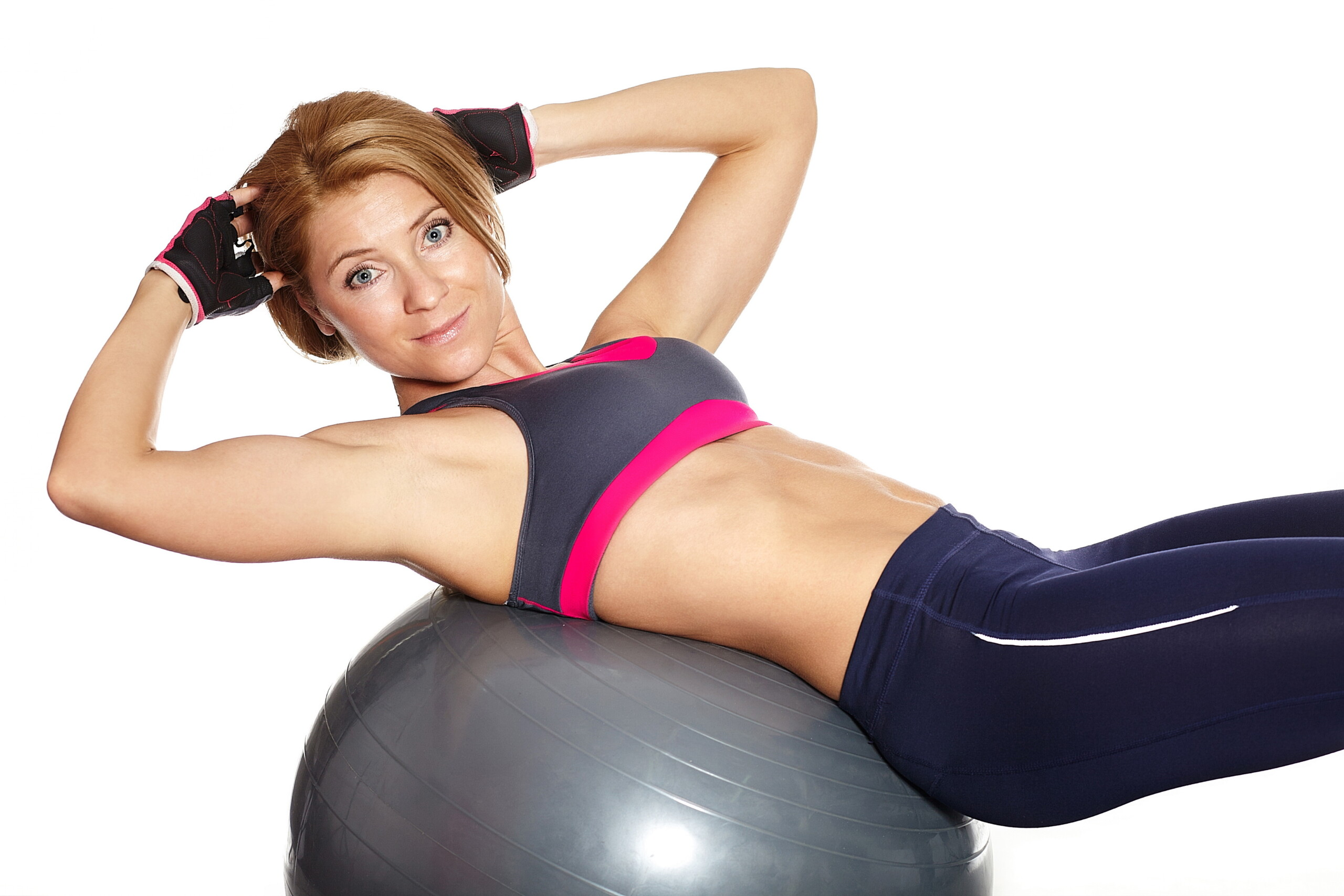 10 Ways to Add Intensity to Big Ball Crunches