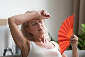 Hot Flashes? Night Sweats? Irritability? Natural Solution