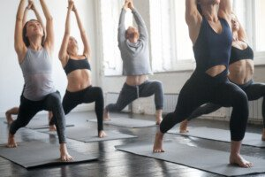 Do Yoga Classes Smell of Stinky Bare Feet?