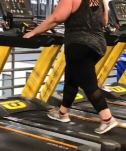 Why the Morbidly Obese Should Not Hold Onto a Treadmill