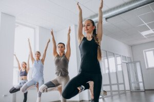 Is It True that Most Women in Any Yoga Class Are Skinny?