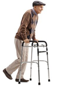 Holding onto a Treadmill Is Like Using a Walker, Will Make You Older