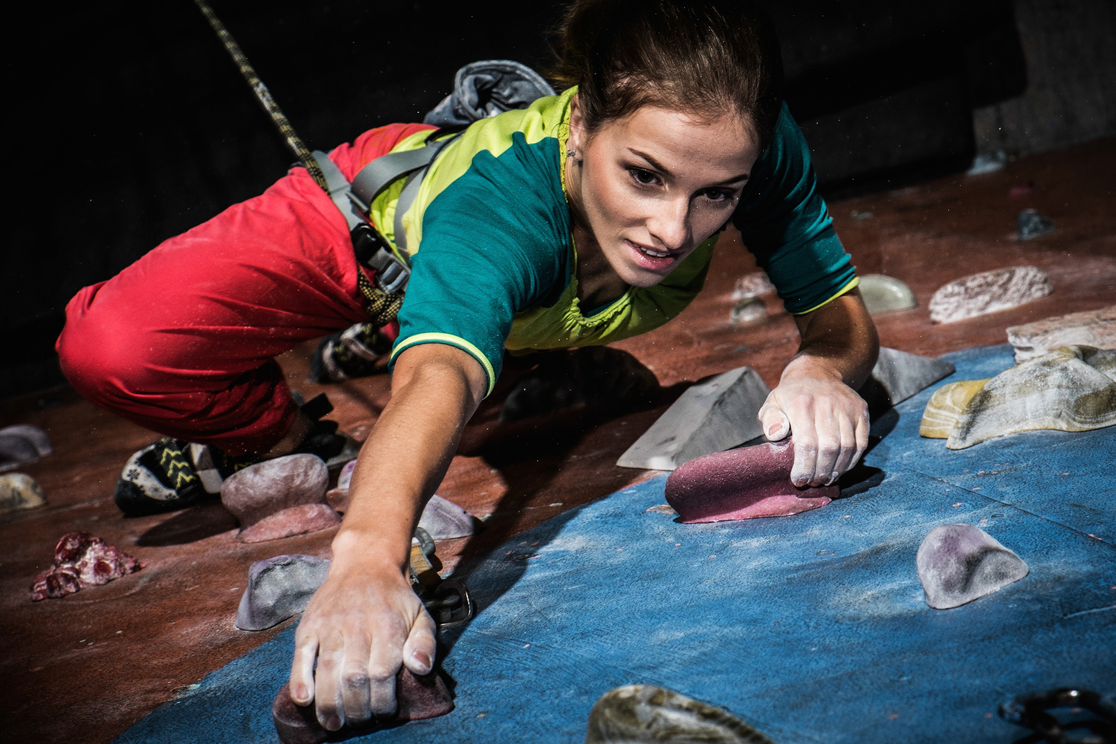 Climber's Home Treatment for Finger Injury